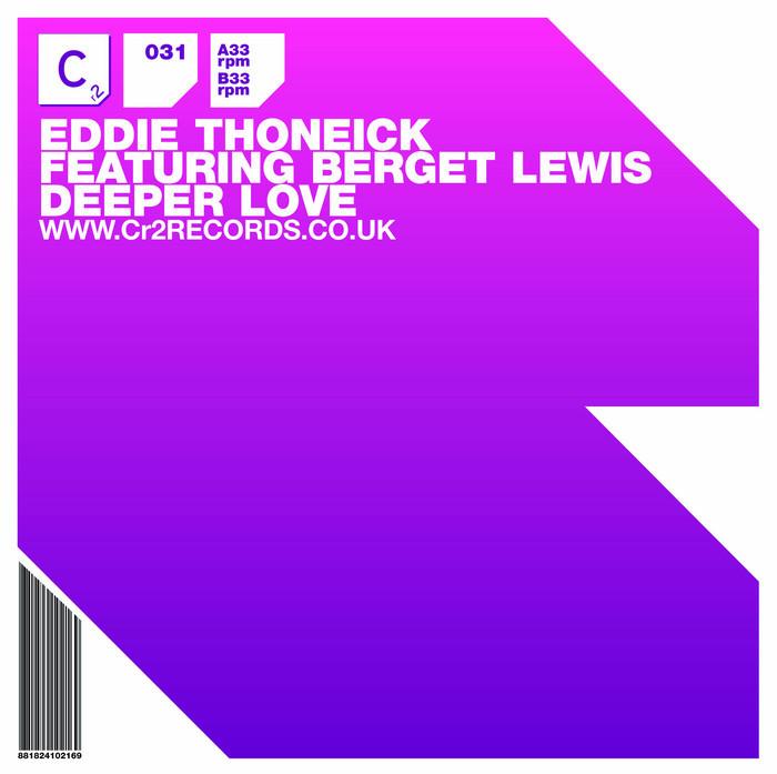 THONEICK, Eddie feat BERGET LEWIS - Deeper Love