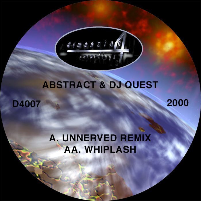ABSTRACT/DJ QUEST - Unnerved (remix)