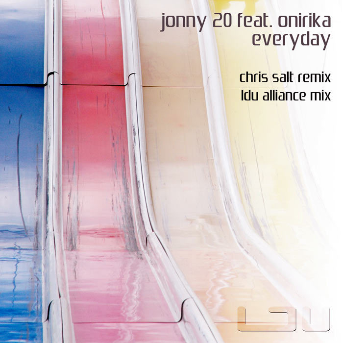 JONNY 20 feat ONIRIKA - Everyday