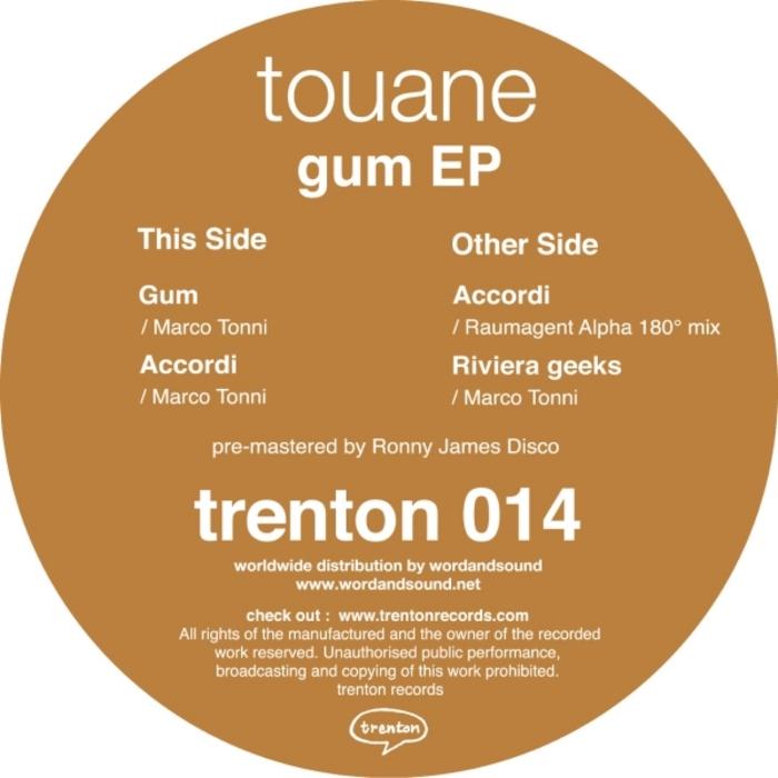TOUANE - Gum EP