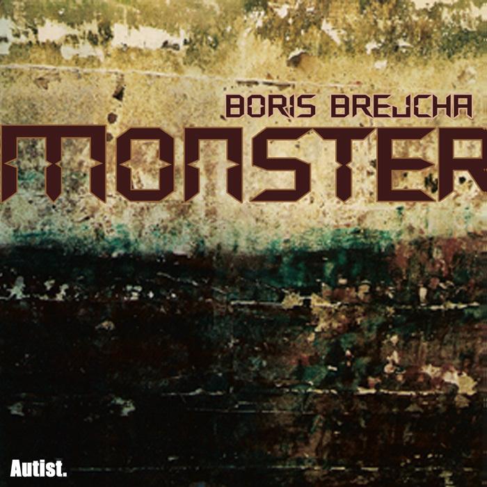 BREJCHA, Boris - Monster EP