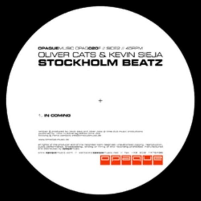 CATS/SIEJA - Stockholm Beats EP