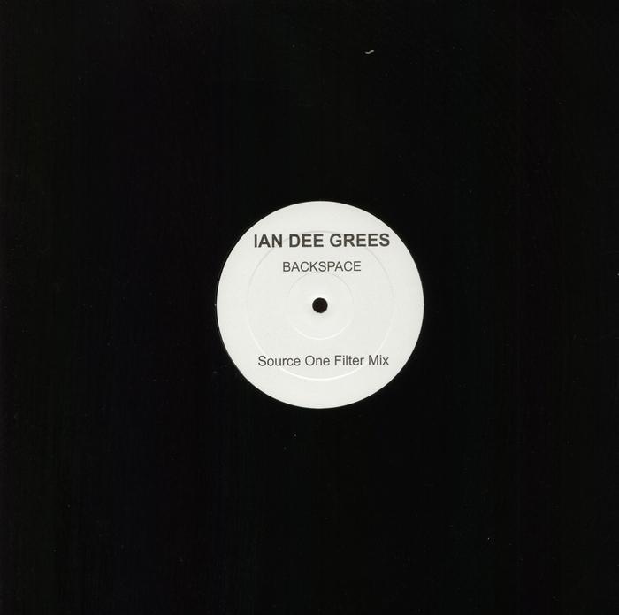 DEE GREES, Ian - Backspace