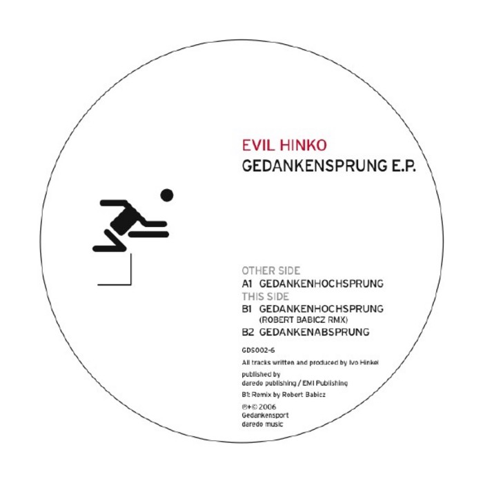 EVIL HINKO - Gedankensprung EP