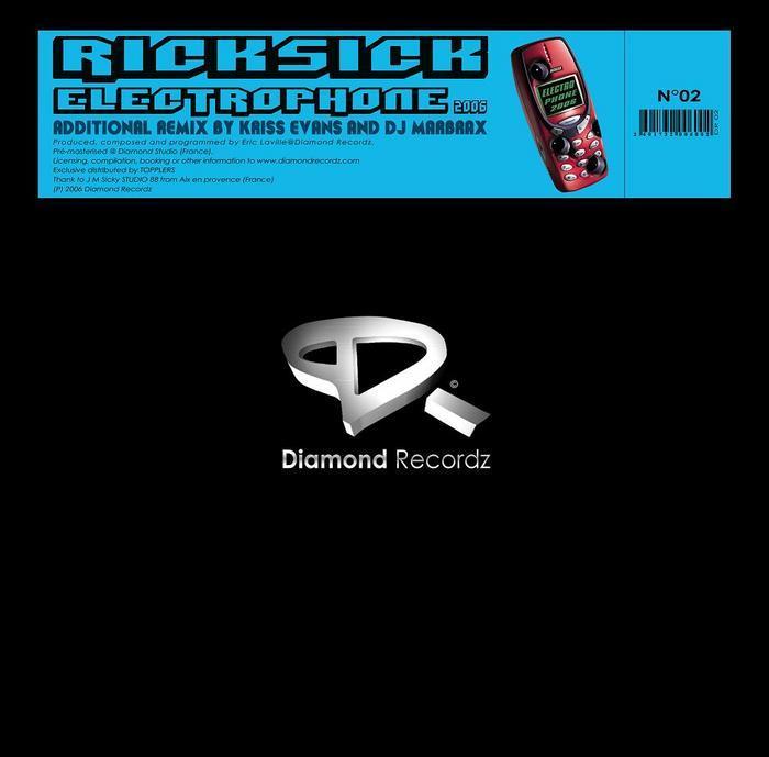 RICKSICK - Electrophone 2006