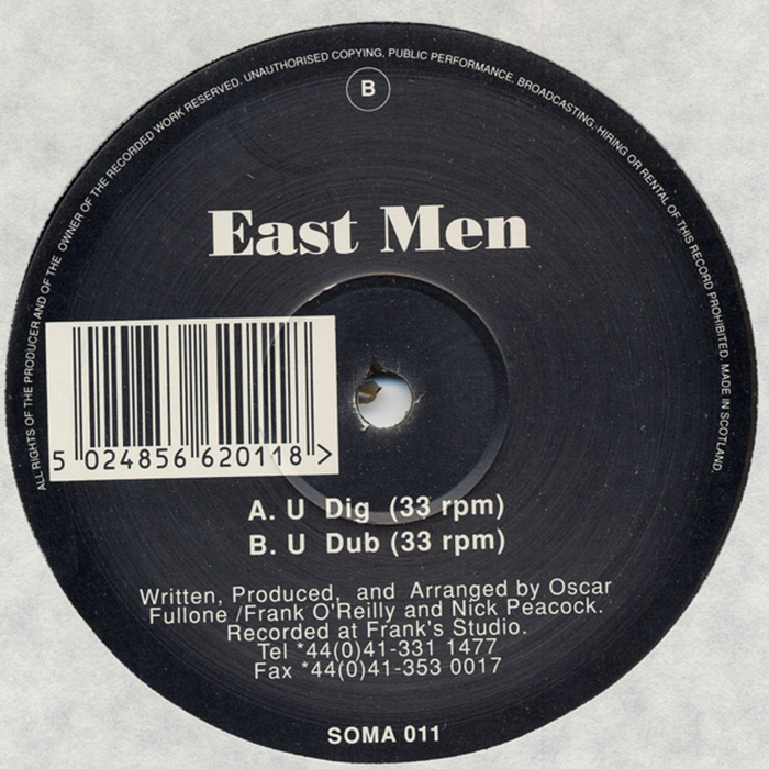 U dig by eastmen on mp3 wav flac aiff alac at juno for Deep house 1994