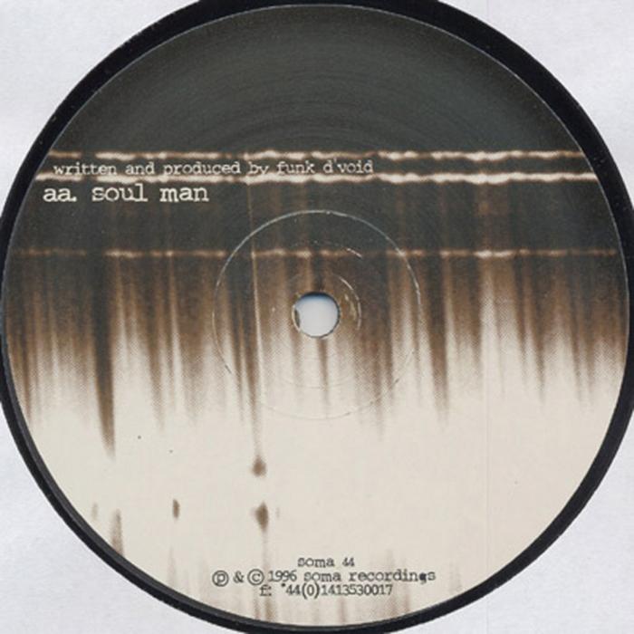 FUNK D'VOID - Soul Man
