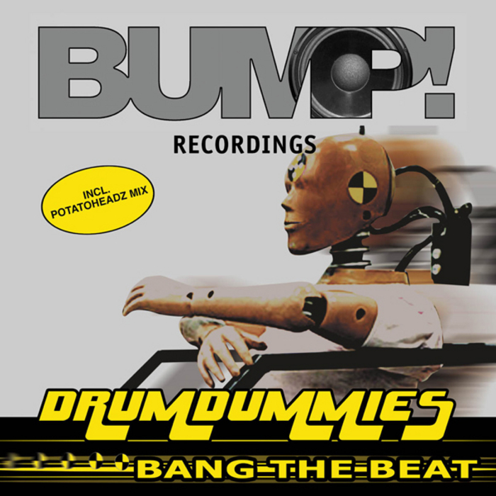 DRUMDUMMIES - Bang The Beat