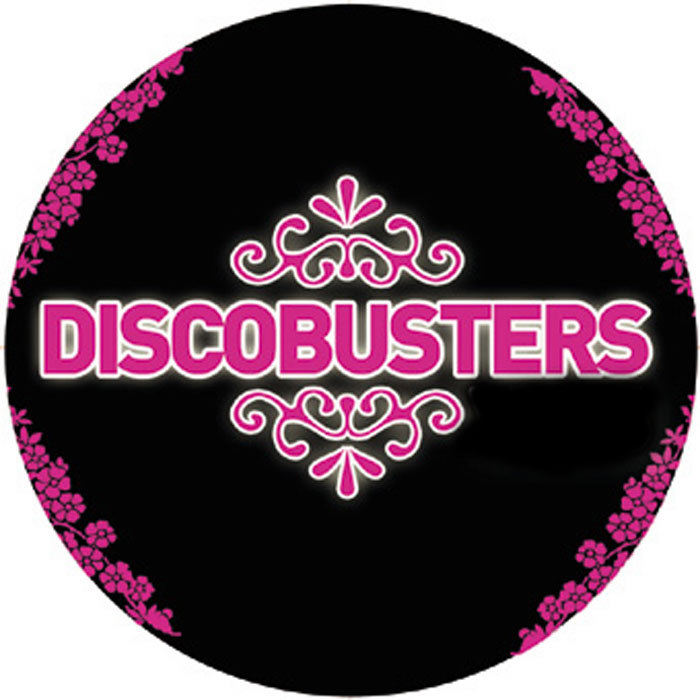 DISCOBUSTER - Hey DJ