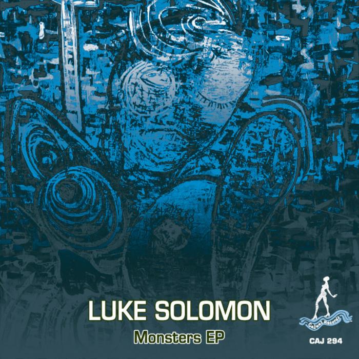 SOLOMON, Luke - Monsters EP