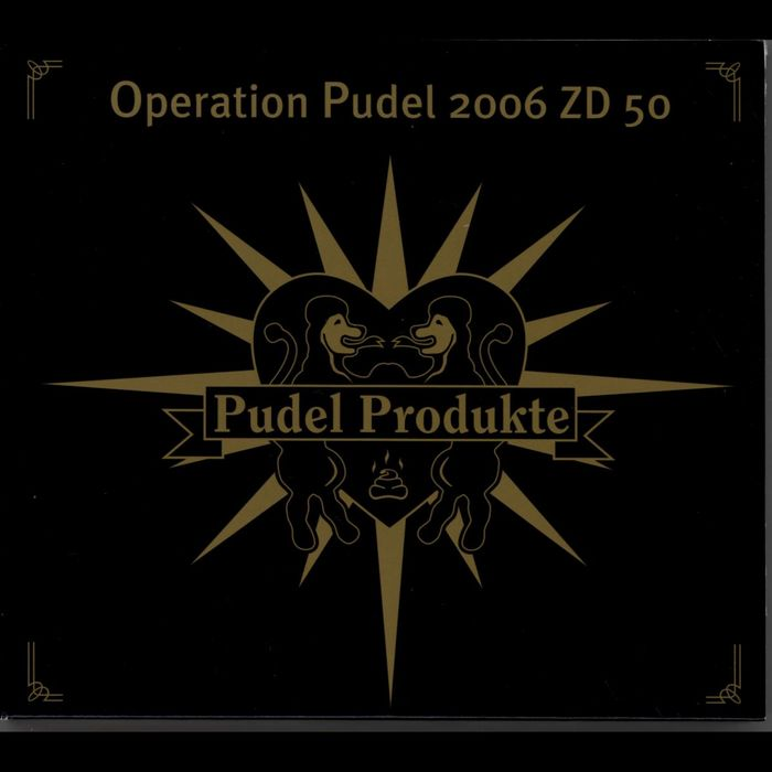 VARIOUS - Operation Pudel 2006 ZD 50