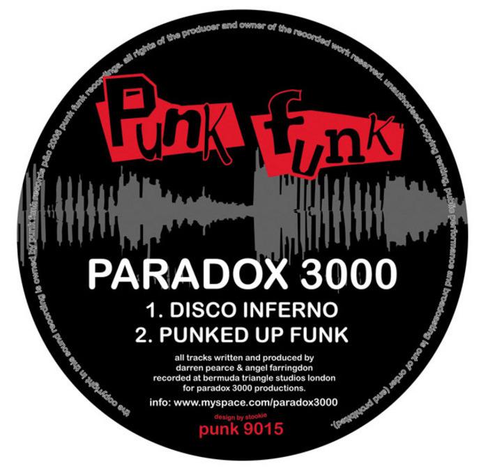 PARADOX 3000 - Disco Inferno