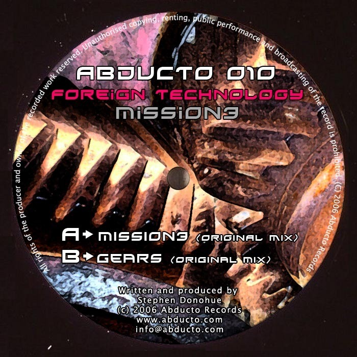 FOREIGN TECHNOLOGY - Mission3