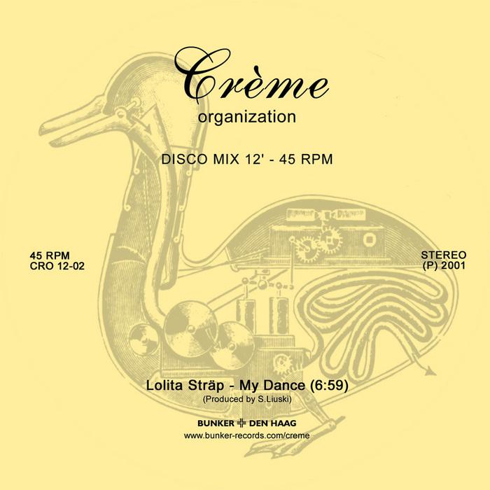 LOLITA STRAP - My Dance