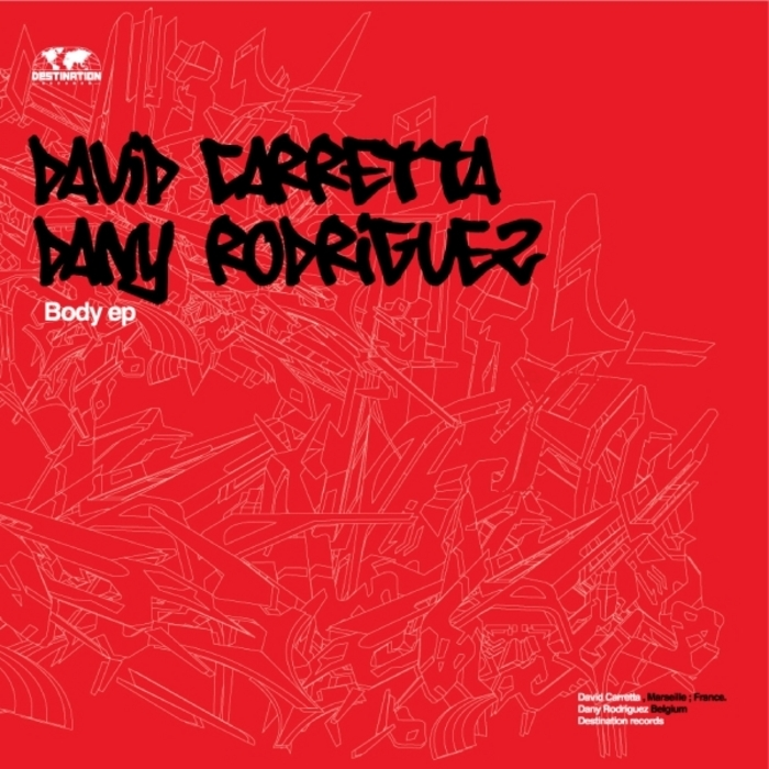 RODRIGUEZ, Dany - Bad Experience EP