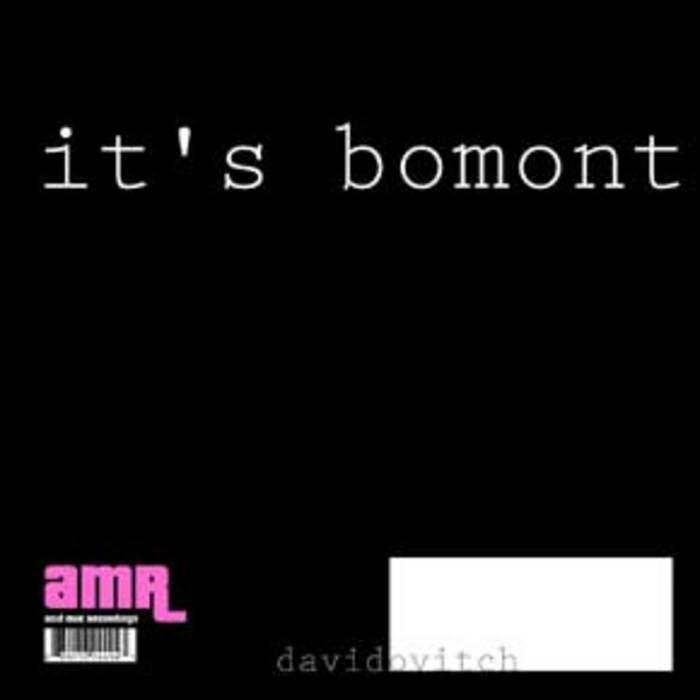 DAVIDOVITCH - It's Bomont