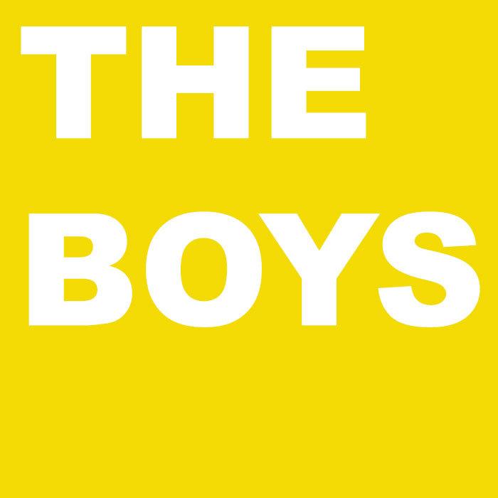 BOYS, The - Paradise