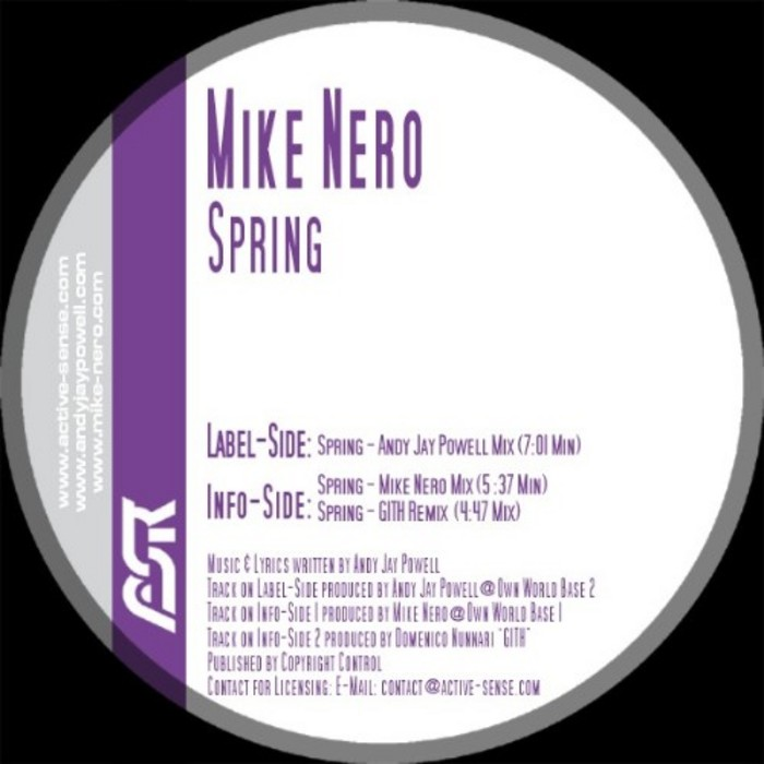 Mike Nero - Spring