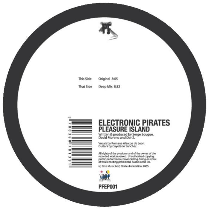 ELECTRONIC PIRATES - Imagine