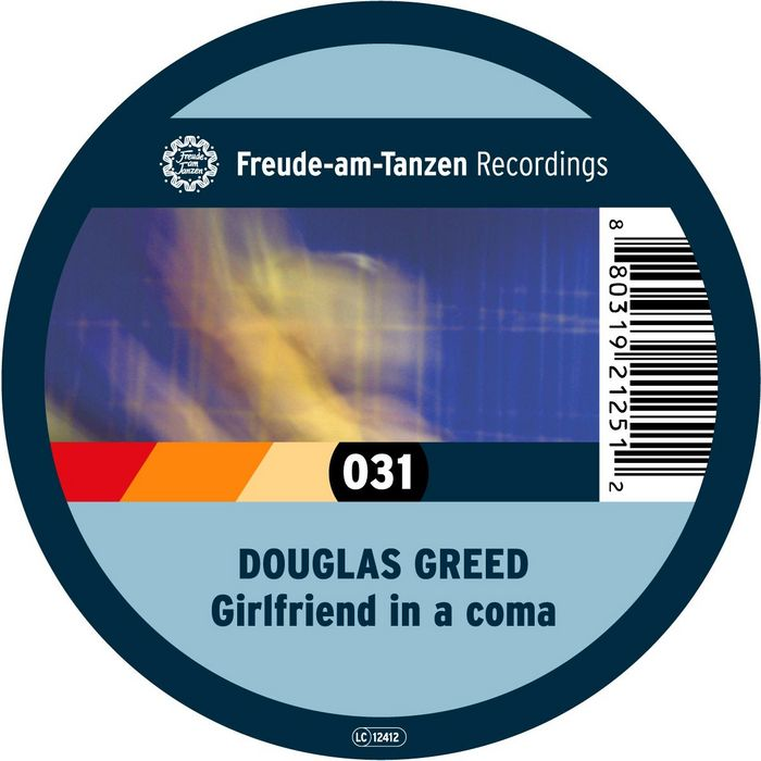 GREED, Douglas - Girlfriend In A Coma