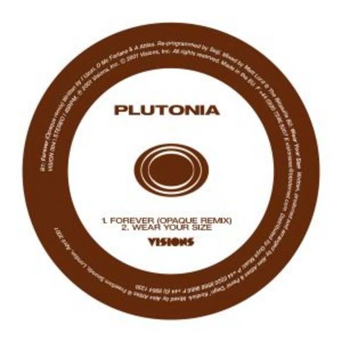 PLUTONIA - What U Know
