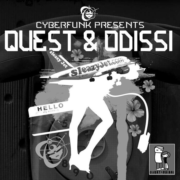DJ QUEST & ODISSI - You Rang?/Sleazy Jet Rhumba