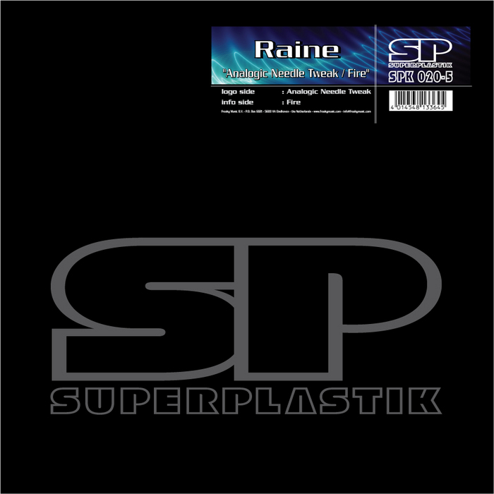 RAINE - Analogic Needle Tweak