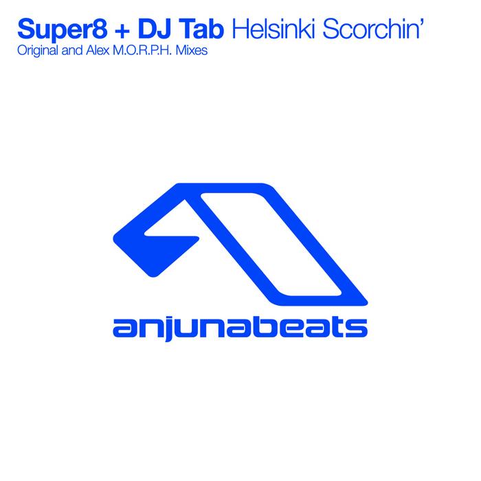 SUPER8 vs DJ TAB - Helsinki Scorchin'