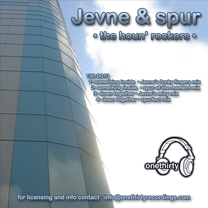 JEVNE & SPUR - Houn' Rockers EP