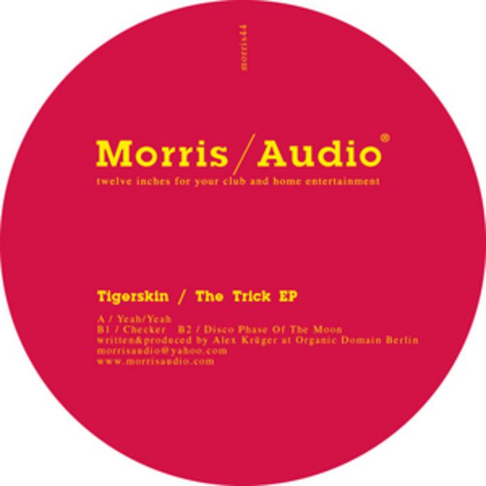 TIGERSKIN - The Trick EP