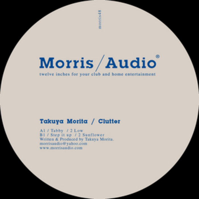 MORITA, Takuya - Clutter