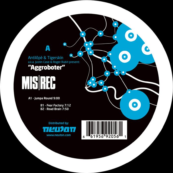 ANTILOPE/TIGERSKIN - Aggroboter
