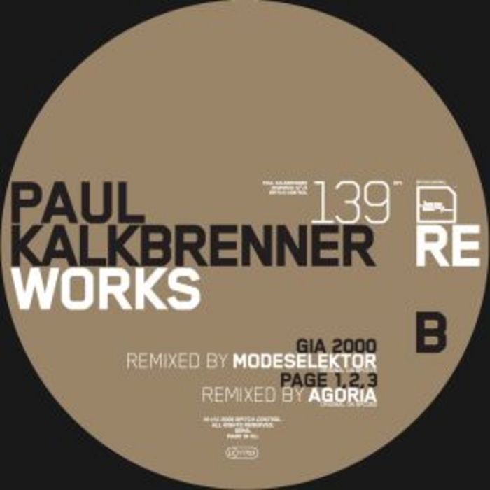 KALKBRENNER, Paul - ReWorks 12