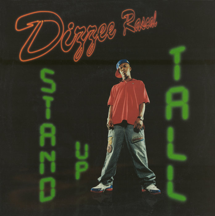 Dizzee Rascal Stand Up Tall - Fickle - Learn