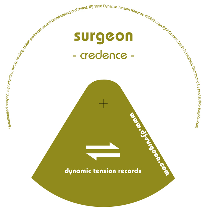 SURGEON - Credence