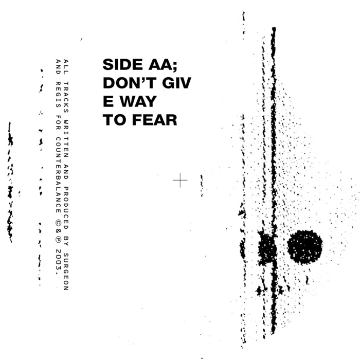 BRITISH MURDER BOYS - Don't Give Way To Fear