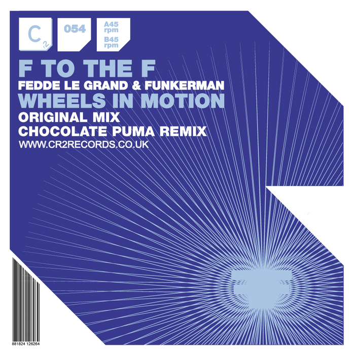 F TO THE F (FEDDE LE GRAND & FUNKERMAN) - Wheels In Motion