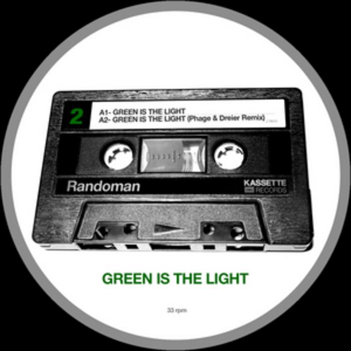 RANDOMAN - Green Is The Light