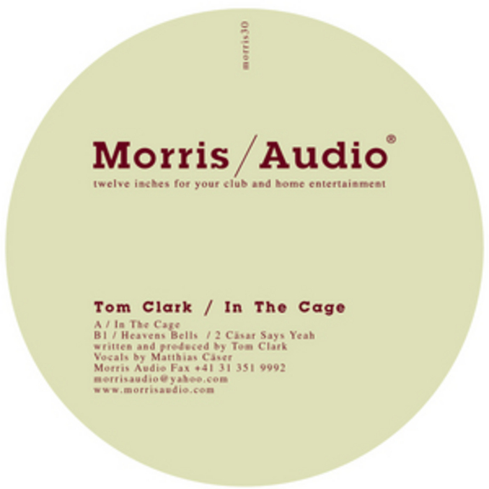 CLARK, Tom - In The Cage