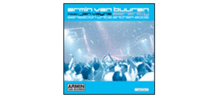 VAN BUUREN, Armin feat JAN VAYNE - Serenity (Sensation White Anthem 2005)