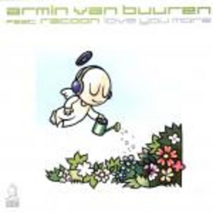 VAN BUUREN, Armin feat RACOON - Love You More