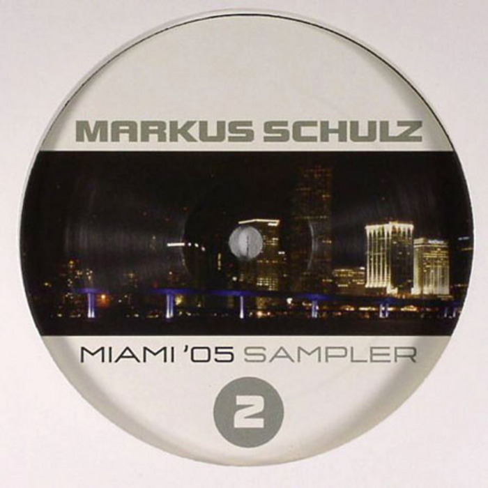 WALSH, Sean presents JAGERMAESTRO/PROGRESIA presents SOKAYA/FLUID IN MOTION - Markus Schulz Presents Miami '05 (Sampler Part 2)