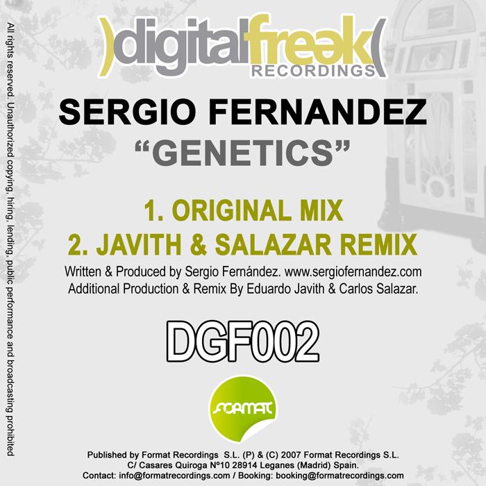 FERNANDEZ, Sergio - Genetics