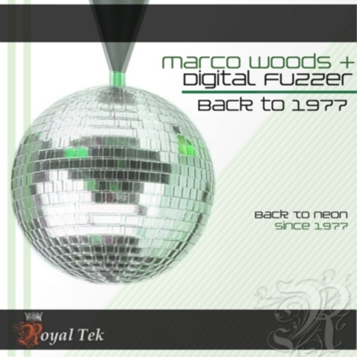 WOODS, Marco/DIGITAL FUZZER - Back To 1977