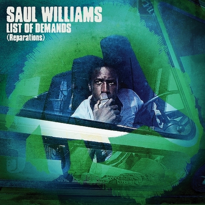 WILLIAMS, Saul - List Of Demands