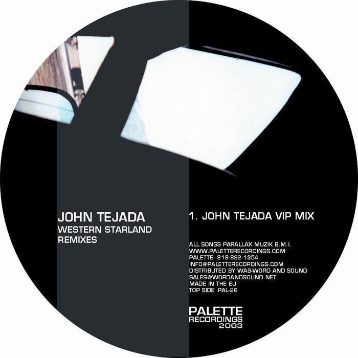 TEJADA, John - Western Starland (remixes)