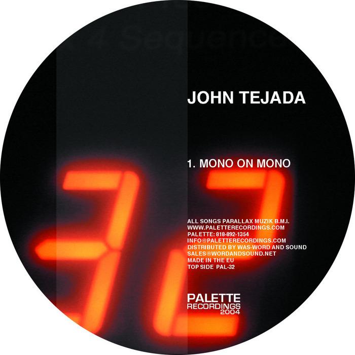 TEJADA, John - Mono On Mono