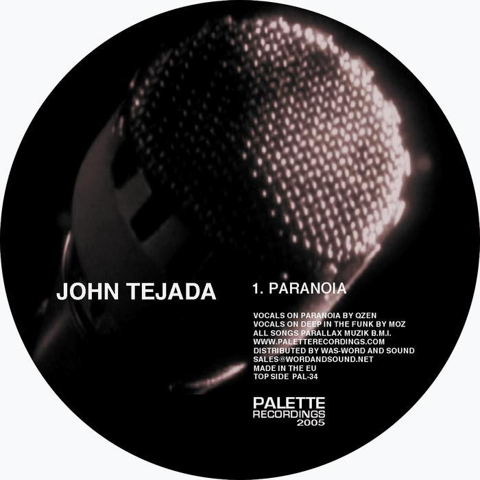 TEJADA, John - Paranoia