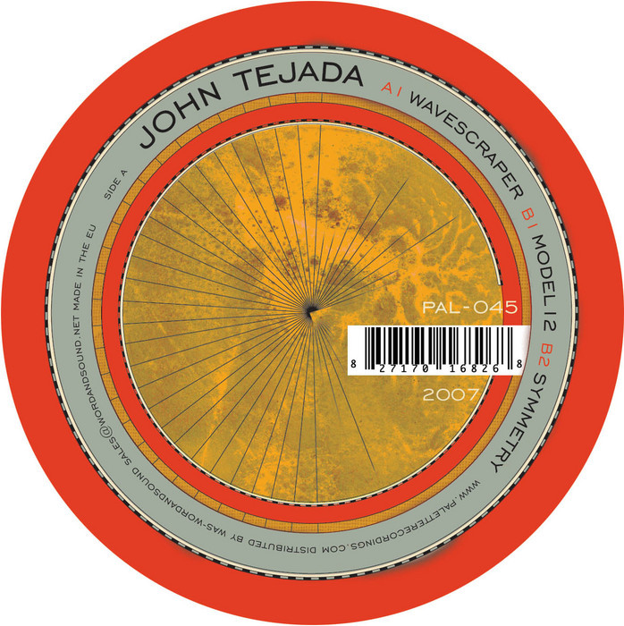 TEJADA, John - Wavescraper