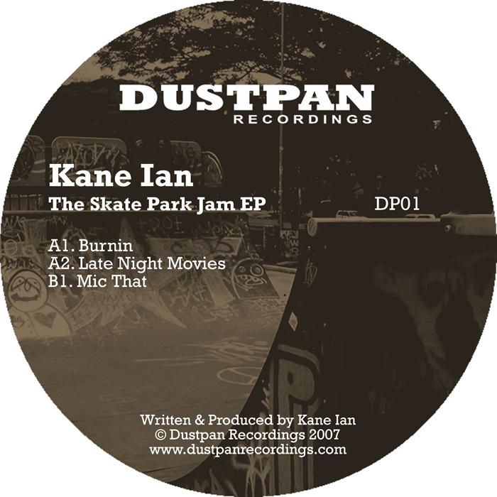 IAN, Kane - The Skate Park Jam EP